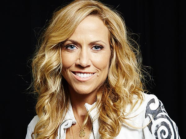 Sheryl Crow Inspired by Blake Shelton