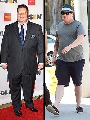 Chaz Bono Shows Off Even Slimmer Figure
