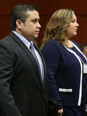 George Zimmerman'