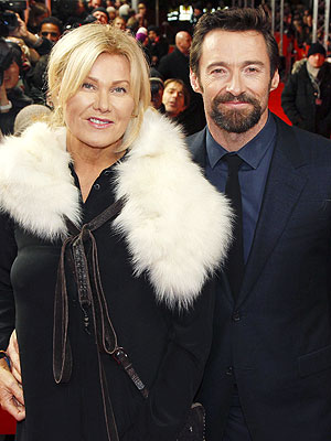 Hugh Jackman's Wife Deborra-Lee Furness Likes His Variety of Looks