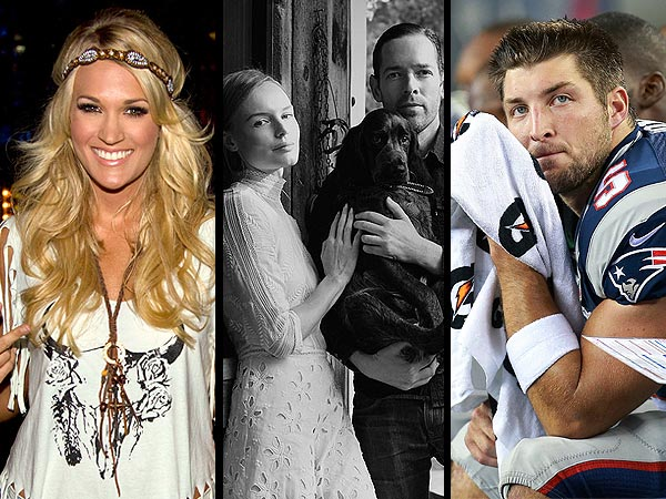 Kate Bosworth Wedding, Kate Bosworth Michael Polish, Tim Tebow Patriots