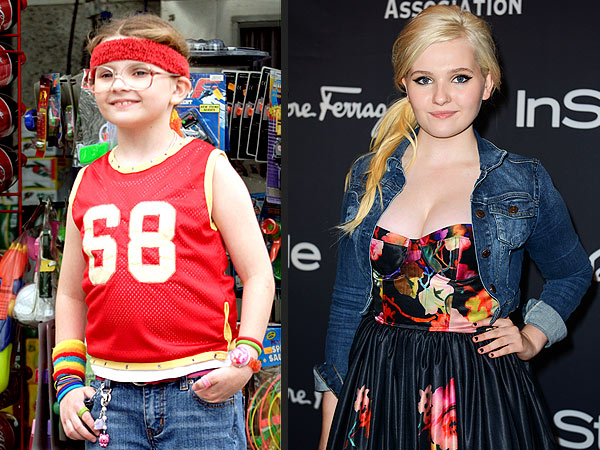 Abigail Breslin's August: Osage County Costars Didn't Recognize Her All Grown Up