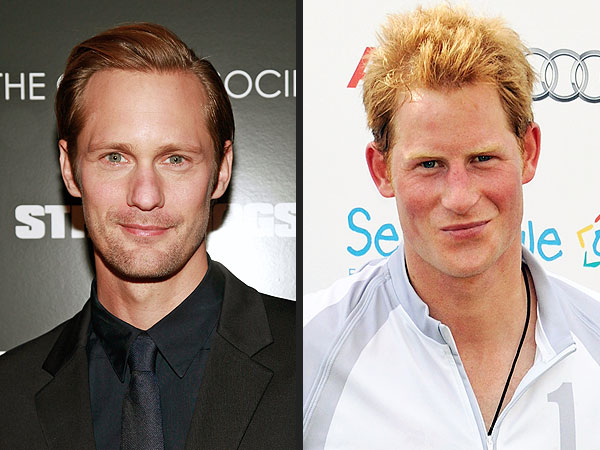 Prince Harry, Alexander Skarsgard Head to South Pole for Charity