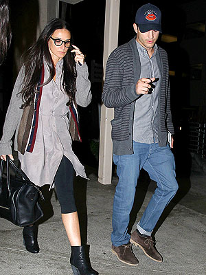 Demi Moore and Ashton Kutcher Finalizing Divorce