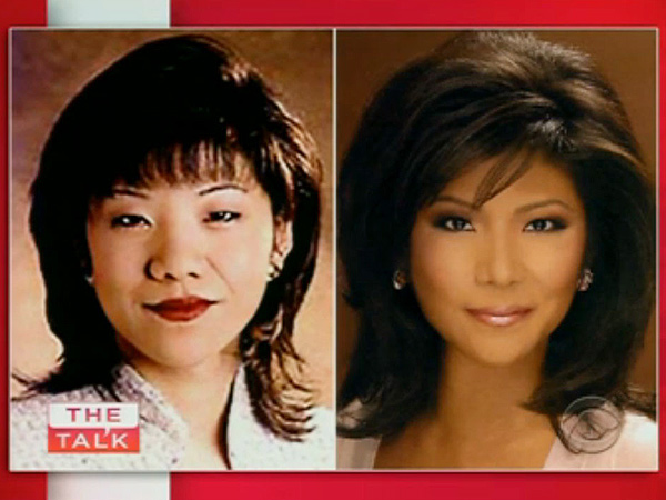 Julie Chen: I Had Plastic Surgery to Make My Eyes Look Bigger