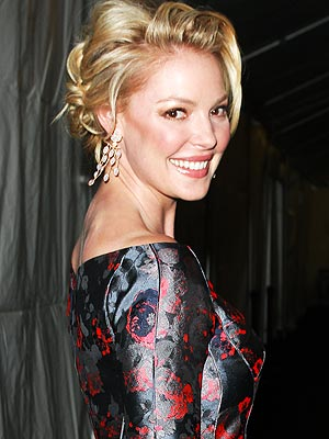 Katherine Heigl to Return to TV in CIA Drama