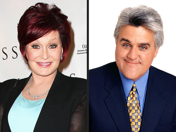 Sharon Osbourne: I Had a Fling with Jay Leno When I Was 25