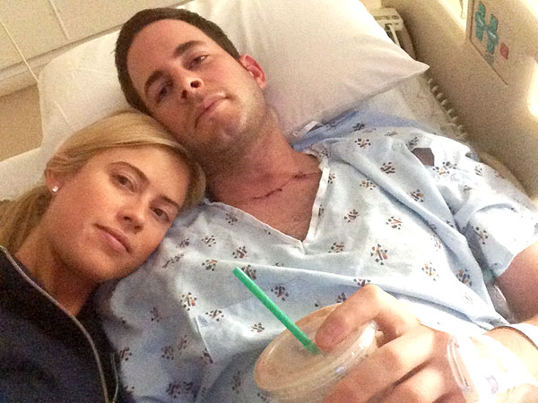 'Flip or Flop' Host Tarek El Moussa Battling Thyroid Cancer