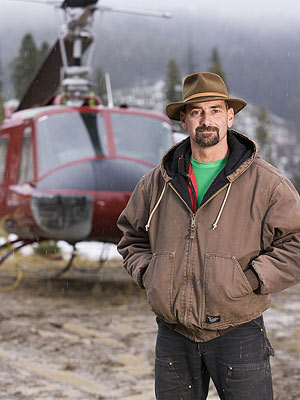 William Bart Colantuono, Ax Men Pilot, Killed in Helicopter Crash
