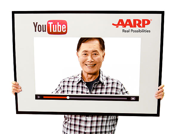George Takei Launches Web Series Takei's Take