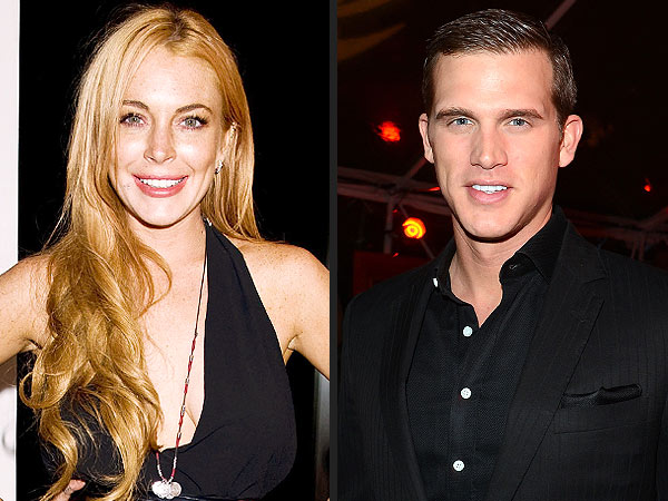 Lindsay Lohan Is Dating Matt Nordgren