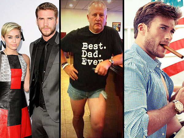Miley Cyrus & Liam Hemsworth Split, Scott Eastwood Sizzles: Readers React