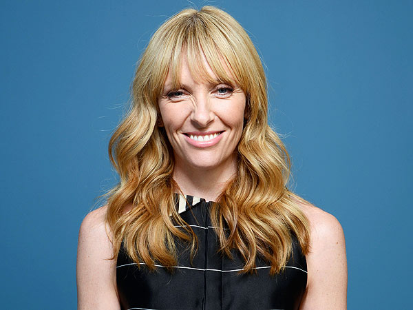 Actress Toni Collette Enjoys a Good Curse Word