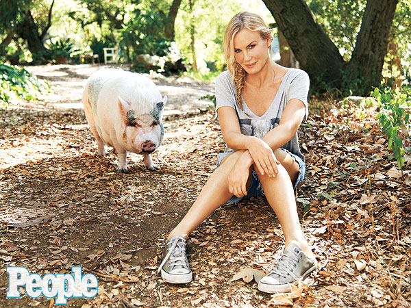 Daryl Hannah's Autism: The Actress on Learning to Cope