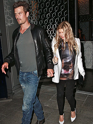 Fergie and Josh Duhamel Step Out for Date Night