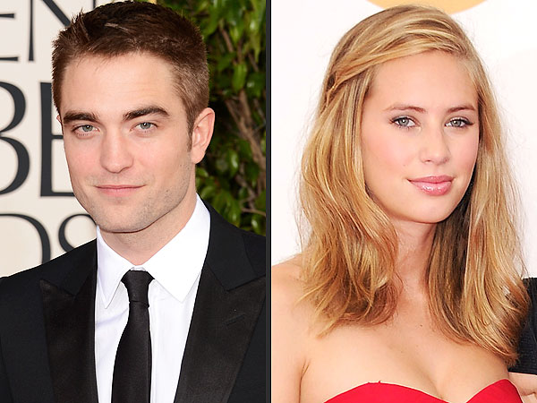 Robert Pattinson's Flirty Night Out with Dylan Penn