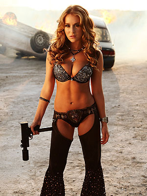 Alexa Vega in Machete Kills: 'Every Girl Wants to Be a Badass'