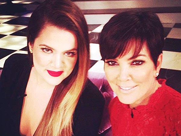 Khloé Kardashian Remains 'Very Strong' During Marriage Crisis, Mom Says