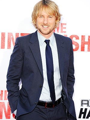 Owen Wilson 'Excited' About Becoming a Dad Again: Source