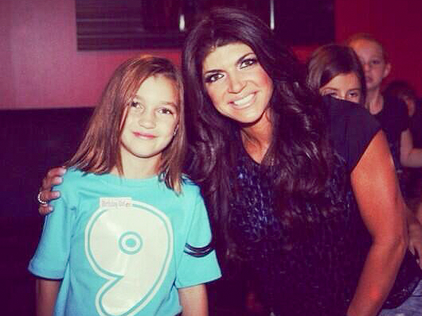 Teresa and Joe Giudice Celebrate Daughter's Birthday – Despite Their Legal Troubles