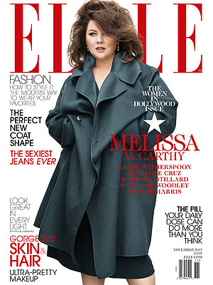 Emme on Melissa McCarthy's Elle Controversy: She Looks Fantastic
