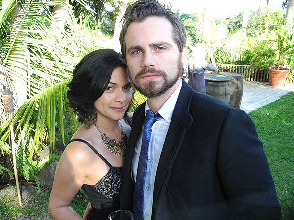 Rider Strong Is Getting Married on Sunday