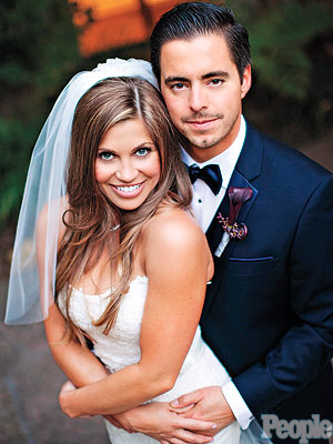 Danielle Fishel: Married Life is 'Awesome!'