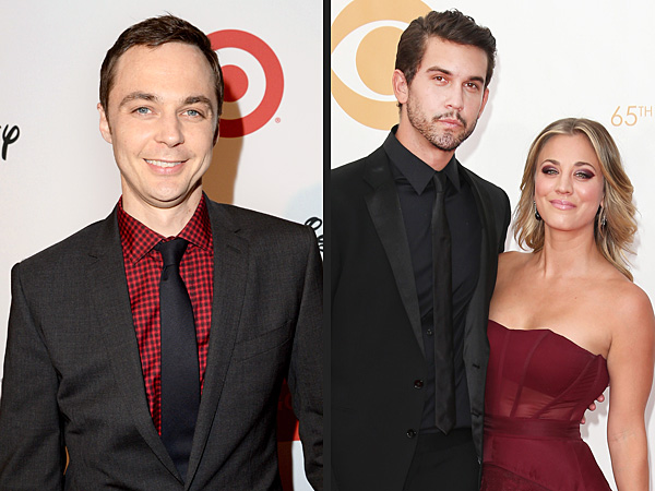 Jim Parsons Can't Wait to 'Exploit' Kaley Cuoco's Fiancé, Ryan Sweeting