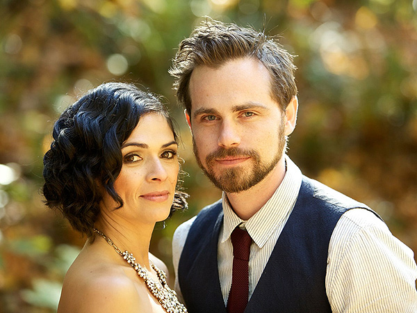 Boy Meets World's Rider Strong Weds Alexandra Barreto