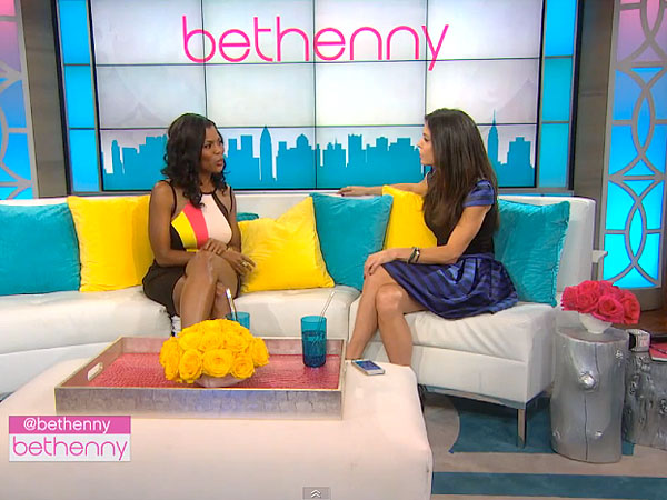 Omarosa Calls Bethenny Frankel 'Mediocre' During Confrontational Appearance