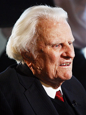 Watch Billy Graham Deliver Final Sermon at 95: 'I've Wept' for America