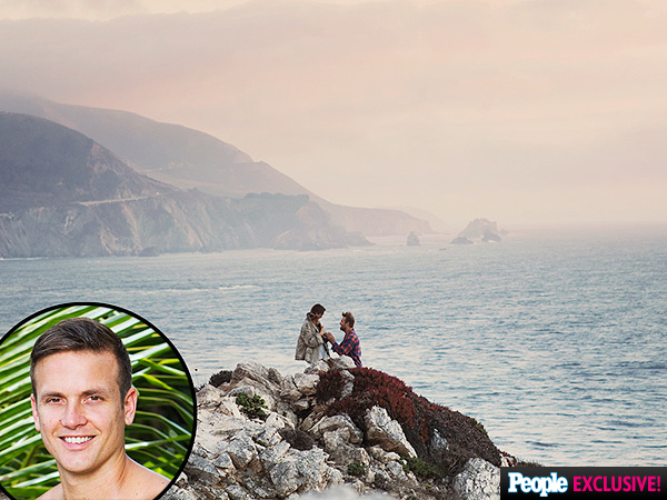 Survivor's Aras Baskauskas Is Engaged to Girlfriend Christy Petersen