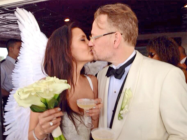 Jared Harris Marries Allegra Riggio