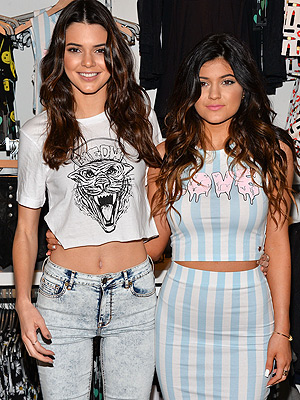 Kendall and Kylie Jenner: It's Hard Growing Up in the Spotlight
