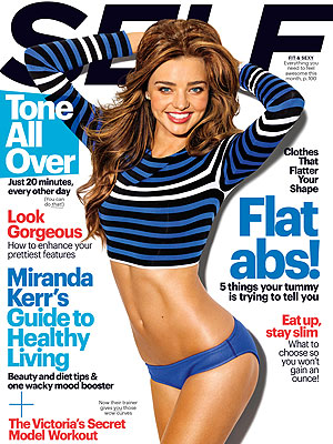 Miranda Kerr: 'Happiness Is a Choice We Make'