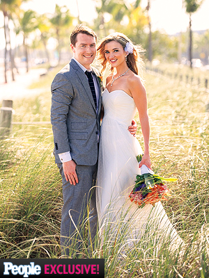 Sarah Darling Marries James Muriel – Last April