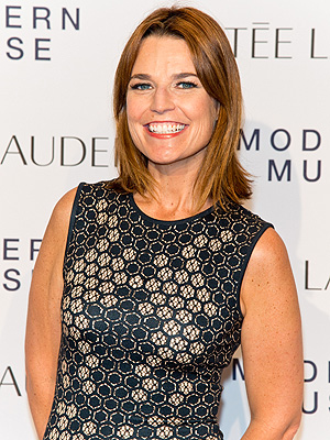 Savannah Guthrie: I'm Zeroing In on a Wedding Date