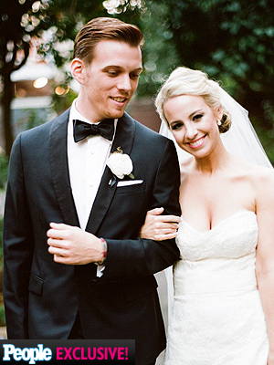 Jake Abel Marries Allie Wood