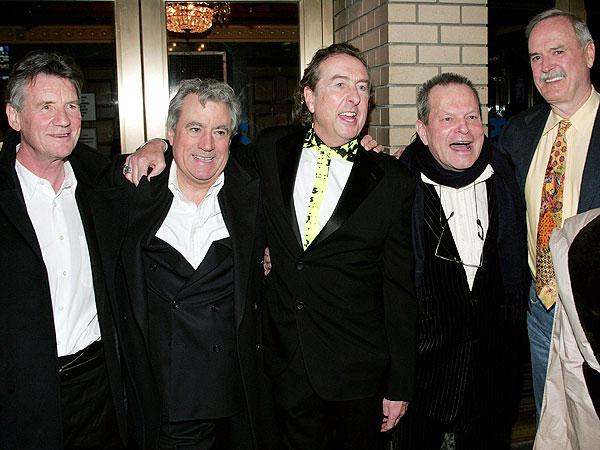 Monty Python to Reunite