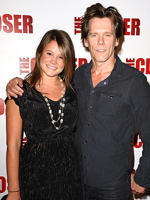 Kevin Bacon's Daughter Sosie Named Miss Golden Globe 2014