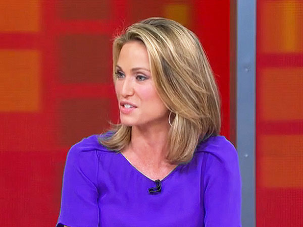 Amy Robach Opens Up About 'Devastating' Moments of Cancer Fight in GMA Return
