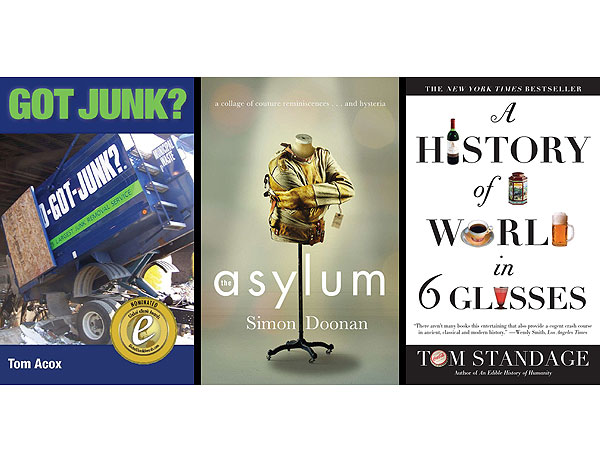 What We're Reading This Weekend: Quirky Nonfiction