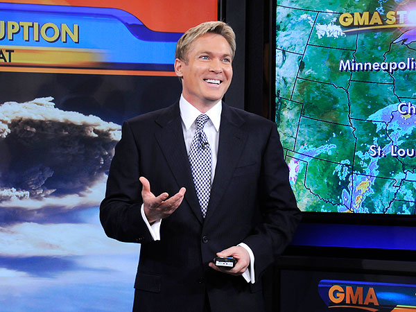 Sam Champion Leaving GMA for the Weather Channel