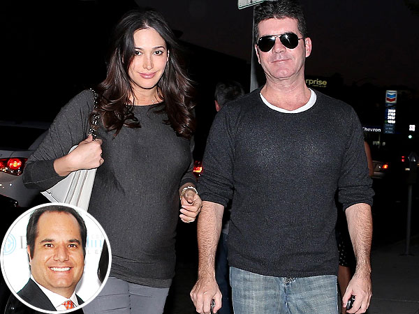 Simon Cowell's Girlfriend Lauren Silverman Finalizes Divorce