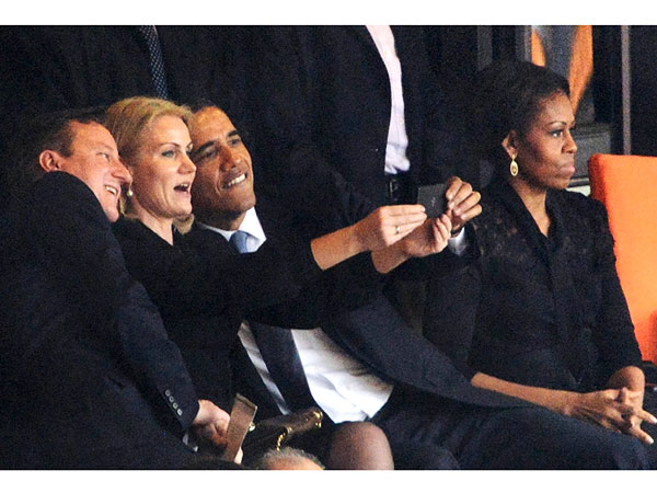 Obama Selfie: What Did Michelle Think?