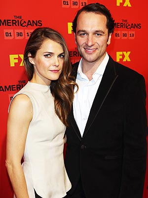 Keri Russell and Matthew Rhys: Are They Dating?