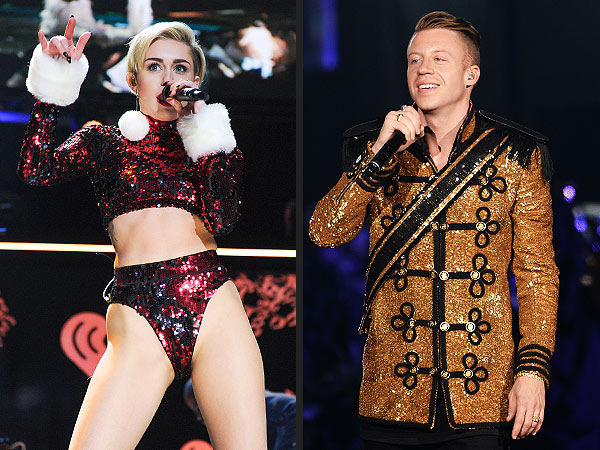 Miley Cyrus and Macklemore to Perform at Dick Clark's New Year's Rockin' Eve