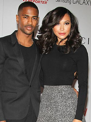 Naya Rivera Is 'Just So in Love' with Fiancé Big Sean