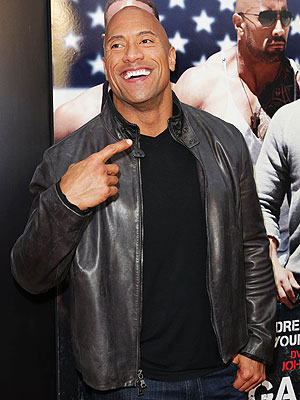 Dwayne 'The Rock' Johnson Named Highest-Grossing Movie Star of 2013