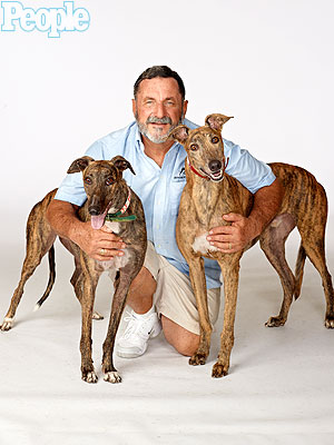 Florida Man Finds Homes for 7,000 Greyhounds